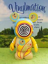 "DISNEY VINYLMATION Park - 3"" Set 6 Primeval Whirl Animal Kingdom"
