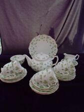 Vintage Original Teapot Aynsley Porcelain & China Tableware