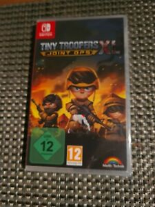 Nintendo Switch - Tiny Troopers XL Joint Ops  - eingeschweißt ovp
