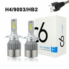2X H4 9003 LED Headlight 1200W 120000LM High Low Beam Light Bulb 6000K White HB2