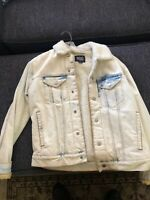urban outfitters sherpa jacket men's small