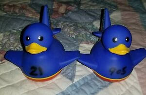 2 SOUTHWEST AIRLINES New Livery Winglet Duck Rubber Ducky Boeing 737