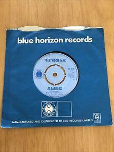 "Fleetwood Mac/Albatross - Original Blue Horizon 7"" Single -Peter Green - Superb!"