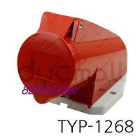 MENNEKES TYP 1268  Part no.1268 [IP44 400V 16A 3P+E] external outlet fixing