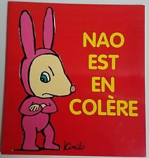 French Book - Nao est en colère by Kimiko