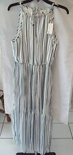 Woman's Striped  Dress from Maison Jules for Macy's  100% Polyester Size M