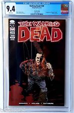 THE WALKING DEAD 100 2ND PRINT 9.4 CGC 1ST APPRANCE OF NEGAN SAVIORS VILLIAN