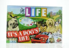 THE GAME OF LIFE IT'S A DOGS'S LIFE EDITION 2010 Hasbro BOARD GAME
