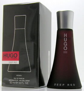 HUGO BOSS Deep Red Woman 50 ml EDP / Eau de Parfum Spray