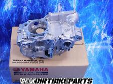YAMAHA YZ450F CRANKCASE CRANK CASES CASE Set Left right 15 16 17 WR450F Engine