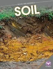 Soil (Rocks and Minerals)-ExLibrary