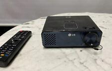 LG HW350T Micro-portable WXGA LED Projector