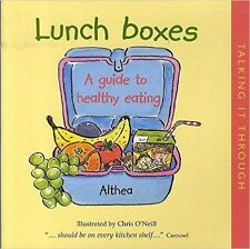 Lunch Boxes (Talking It Through), Althea, New Book