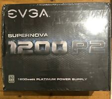NEW - EVGA SuperNOVA 1200W P2 - 80+ Platinum Power Supply - Unopened Desktop PSU