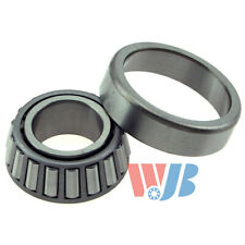 Rear Wheel Bearing and Race Tapered Roller Bearing WJB WTA1 Cross A-1 SET1 BR1