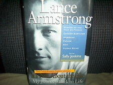 It's Not About the Bike by Lance Armstrong HB DJ