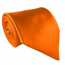 Blackpool Tangerine Orange Football Tie