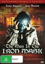 The Man in the Iron Mask (1939) NEW R4 DVD