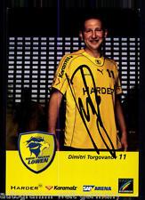 Dimitri Torgovanov Rhein-Neckar Löwen TOP AK +99225 + A 66542