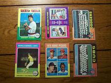 1975 1976 1977 1978 1979 Topps Mini Tr Baseball Complete Your Set Lot Pick 10 VG