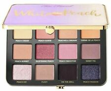 TOO FACED WHITE PEACH EYESHADOW COLLECTION PALETTE LIMITED EDITION SET AUTHENTIC