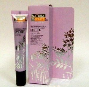 NATURA ESTONICA BIO Sophora Japonica Hydrating Eye Gel, 20ml