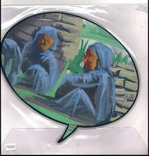 "Pavement Sensitive Euro Man shaped 7"" picture disc new vinyl RSD"
