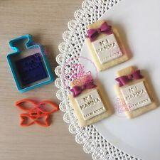 Festa Mamma Best N1 Profumo Fiocchetto Formina Biscotti Cookie Cutter