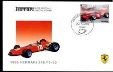 FERRARI BUSTA UFFICIALE - FERRARI 1966   246  F1 - 66
