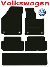 Vw Touran Deluxe Calidad tapetes Tailored 2010 2011 2012 2013 2014