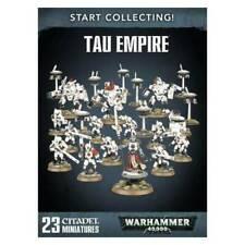 Games Workshop Warhammer 40000 Start Collecting Tau Empire