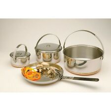 Texsport Family Stainless Steel Camping Cook Set NEW
