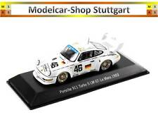 PORSCHE 911 Turbo S #46 LE MANS GT 1993 - Spark 1:43 - map02020417 - Neuf Usine