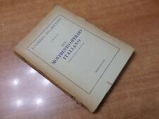 Lenin SUL MOVIMENTO OPERAIO ITALIANO Edizioni Rinascita 1947