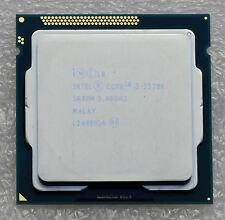 Intel Core i5 3570 - 3.4 GHz Processor - Socket LGA 1155, Intel Fan/H-Sink