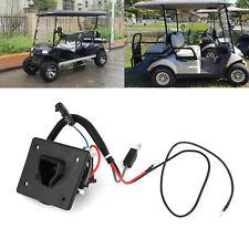 48V Delta-Q Charger Receptacle For EZGO RXV/TXT Golf Carts 2008-up OEM 602529 EH
