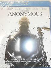 ANONYMOUS-FILM IN BLU-RAY NUOVO DA NEGOZIO - COMPRO FUMETTI SHOP