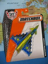 MATCHBOX MBX SKY BUSTERS EUROFIGHTER TYPHOON **BRAND NEW & VHTF**