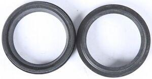 K&S 16-2052 Fork Dust Seal PAIR Suzuki RM125 RM250 1996-2000