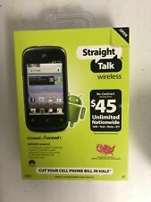 Brand New HUAWEI Ascend Y Smart Phone Straight Talk Sealed Free Shipping
