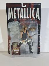 McFarlane Toys Metallica Harvesters of Sorrow James Hetfield Stage Figure