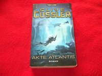 Clive Cussler - Akte Atlantis