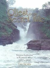 The Quest For The Secret Nile: Victorian Exploration in Equatorial-ExLibrary