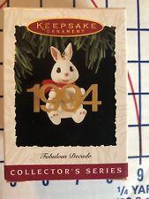 1994 Fabulous Decade Collector Series Ornament Hallmark
