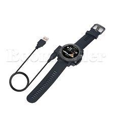 USB Cable +Charger Station Dock Cradle For Garmin Fenix 3 HR Fenix 3 Quatix3 US