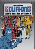 TURK & DE GROOT. Clifton Inédit dans les Pockets 2 Cartonné. Tirage limité 2016