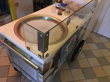 Cold Plate Ice Cream Machine