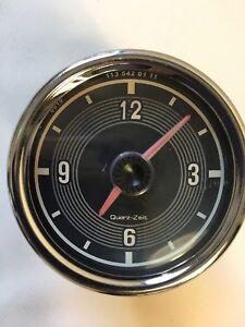New Clock with Bracket fits  230sl 250sl 280sl w113 113 pagoda W100 600 limo