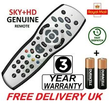 SKY+PLUS HD REV 9 TV REPLACEMENT Remote +FREE Delivery 2019 100% New GENUINE SS