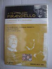 DVD A TEATRO CON PIRANDELLO -  I VECCHI E I GIOVANI    seconda parte